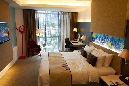 Wangz Hotel: комната