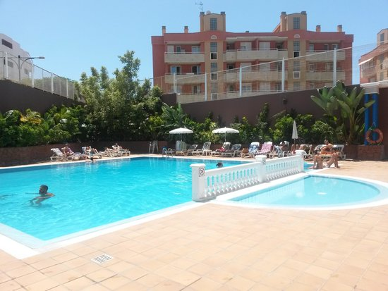 Aparthotel Udalla Park: piscina