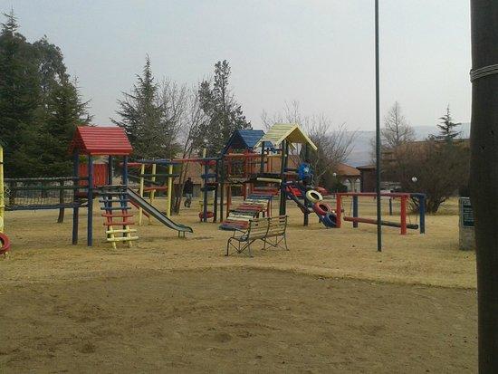 Qwantani Berg and Bush Resort : Playground