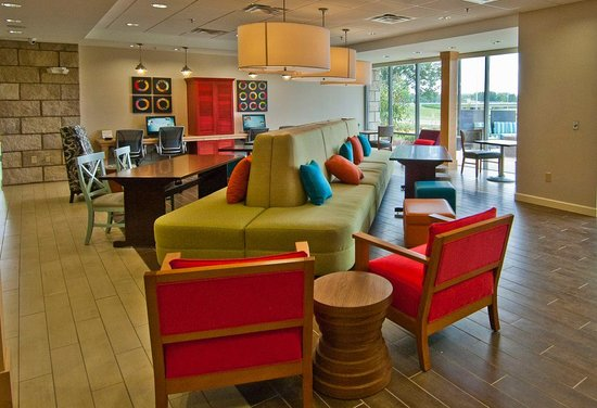 Home2 Suites by Hilton Jackson/Ridgeland: Oasis Relaxation Area