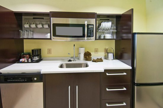 Home2 Suites by Hilton Jackson/Ridgeland: Kitchenette