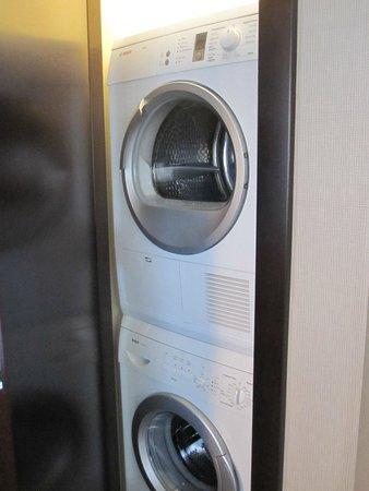 Vdara Hotel & Spa: Máquinas de lavar e secar roupas