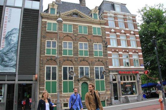 Musée de la maison de Rembrandt : Museum Het Rembrandthuis
