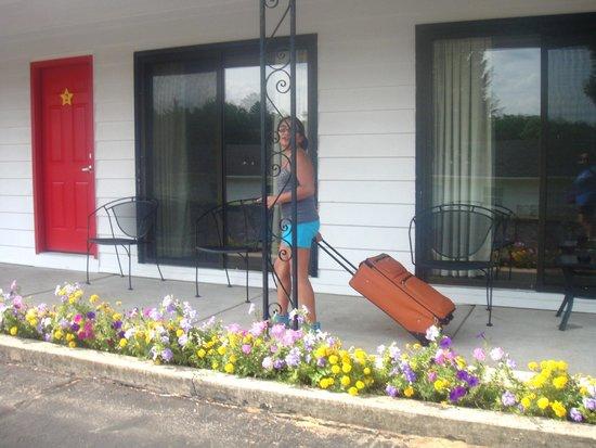 All Star Inn & Suites : clean rooms