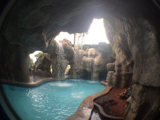 Hyatt Regency Grand Cypress: Grotto