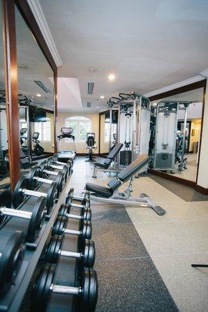 Hilton Princess Managua: Fitness Room
