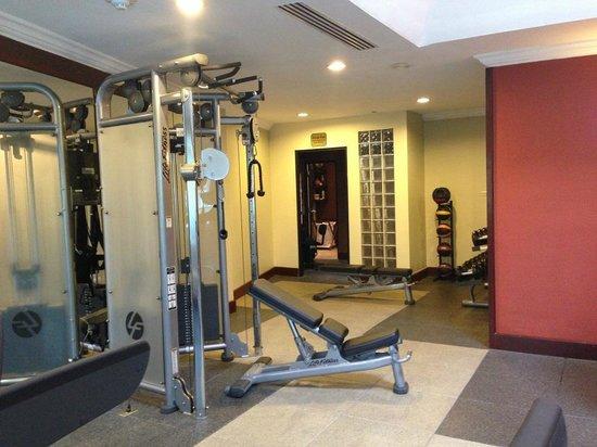 Hilton Princess Managua: Fitness center