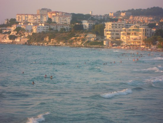 Marti Beach Hotel: vu de l hotel