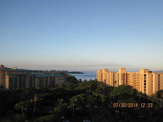 Ka'anapali Beach Club: View facing south