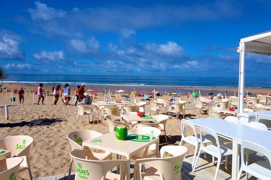 Costa de Caparica: Beautiful beach
