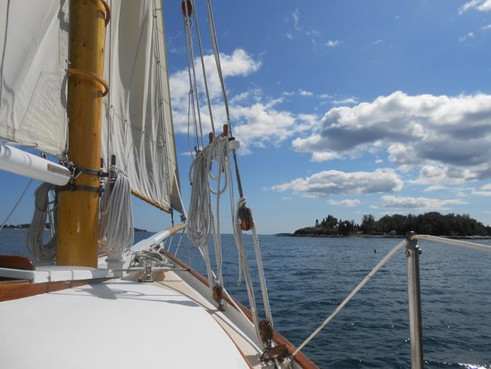 Balmy Days Cruises: Quiet, peaceful day on the water