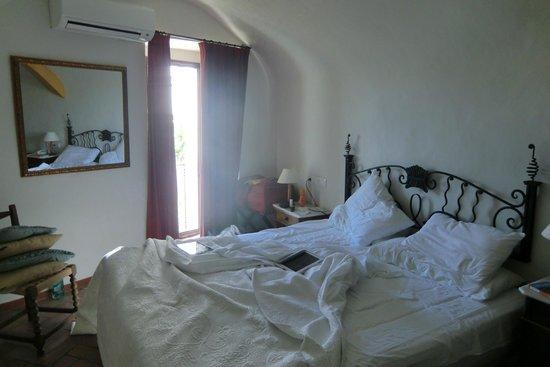 Hotel La Casa del Califa Hotel: chambre nogal