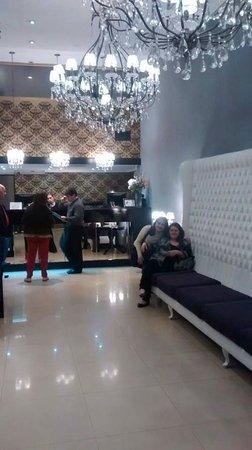 Ker Recoleta Hotel & Spa: recepçao