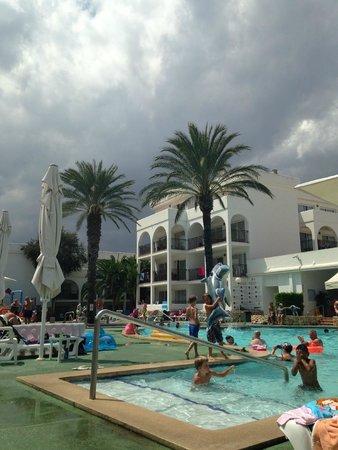 Apartamentos Cala d'Or Playa: hotel