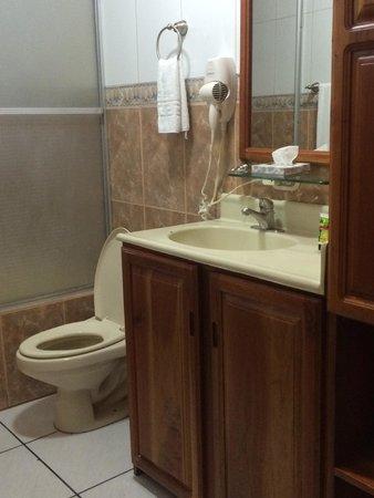 Los Lagos Hotel Spa & Resort : Bathroom