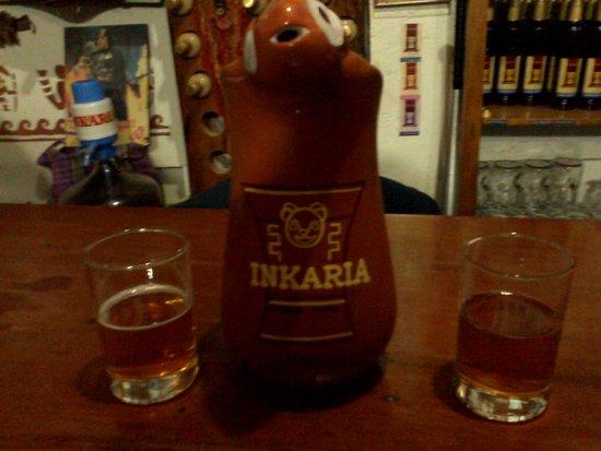 Inkaria: Delicious!