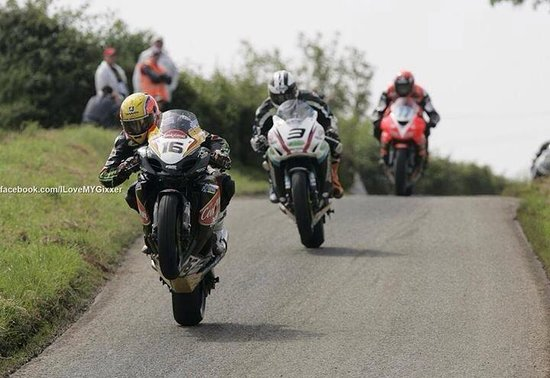 IOM Trike Tours : TT races for ever...!