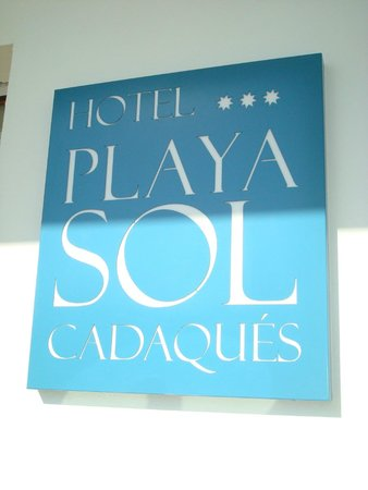 Hotel Playa Sol : Entrada