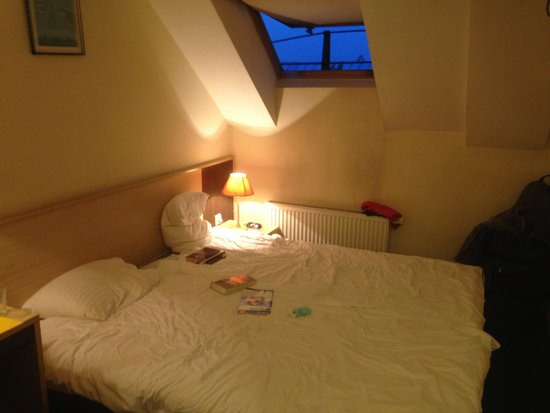 Ivolita Vilnius Hotel: comfortabele kamer
