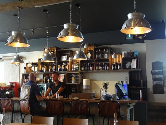 The Yorkshire Meatball Co: Colander lamps!