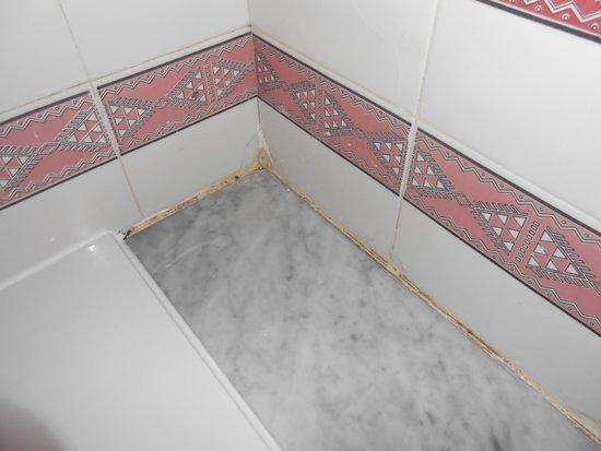 Djerba Holiday Beach: la salle de bain d'une chambre rénovée
