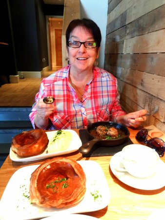 The Yorkshire Meatball Co: Yorkshire puds!!!