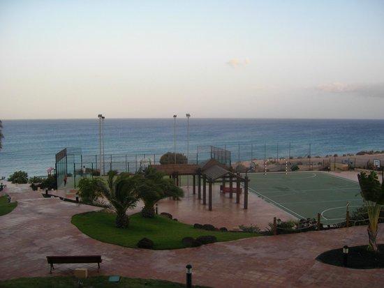 H10 Tindaya Hotel: Vista desde mi Habitación