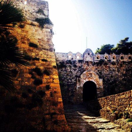 The Venetian Fortezza : Ворота