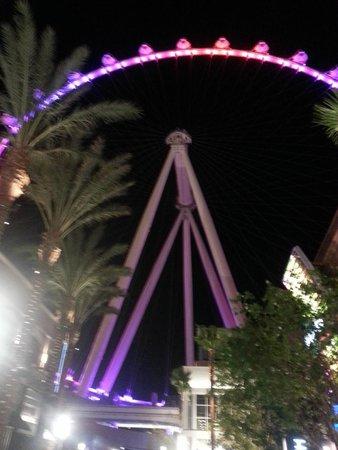 Flamingo Las Vegas Hotel & Casino: roda gigante