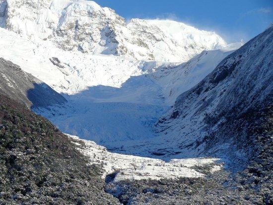 Lago Argentino: Glaciar seco