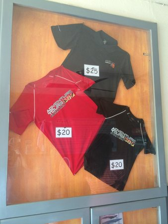 ATV Adventure Tours Costa Rica : Shirts for sale I recommend buying one Quick drying
