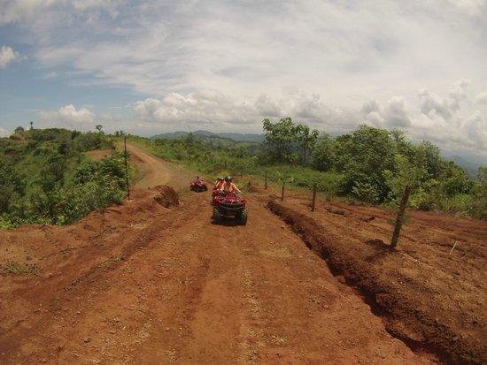ATV Adventure Tours Costa Rica : ATVing