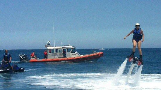 Cabo FlyBoard: Foto 1