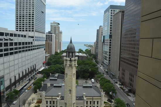 Park Hyatt Chicago: Vista desde la habitación