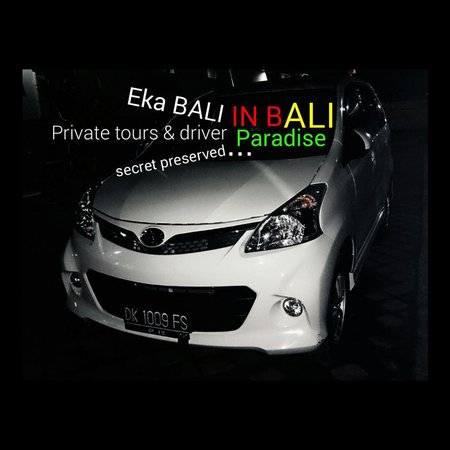 Agus Eka Bali - Private Day Tour