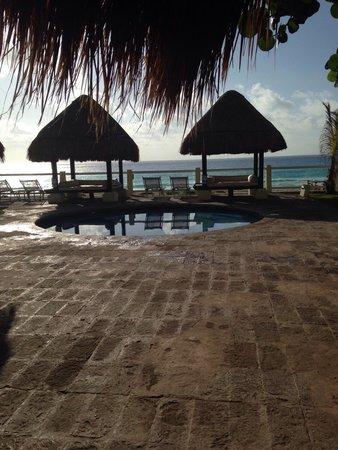 Paradisus Cancun: Beautiful day in cancun