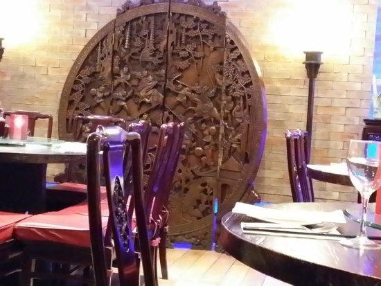 The Rice Bowl: Interior Decor