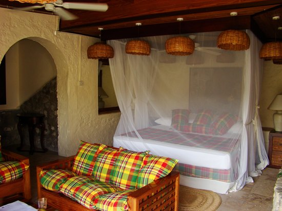 Anse Chastanet: Our room