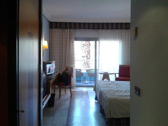Hotel R2 Pajara Beach: Vista de la habitación