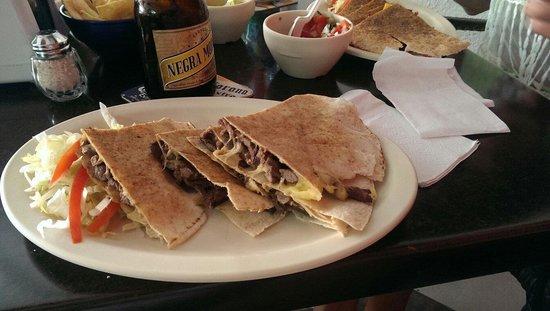 Tacos Caminero: Great Food!