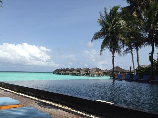 The Sun Siyam Iru Fushi Maldives : Adult Pool