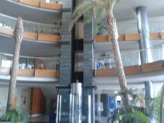 Hotel R2 Pajara Beach : El interior del hotel