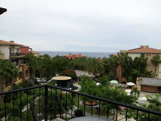 Hacienda del Mar Los Cabos: View from our 3 bedroom Presidential Suite, room 1743