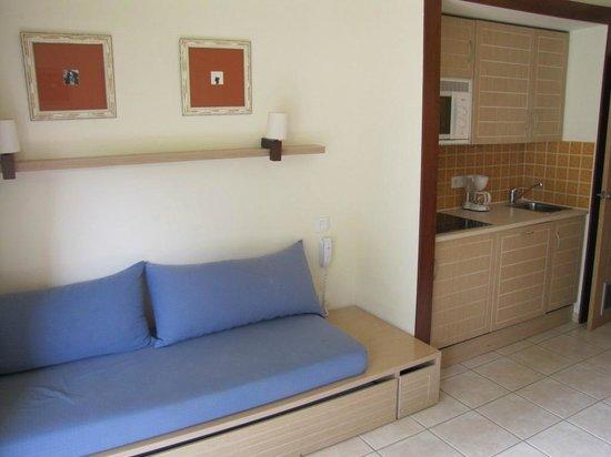 Pierre & Vacances Village Club Bonavista de Bonmont: Appartement 2 pièces (2 lits / 3 personnes)