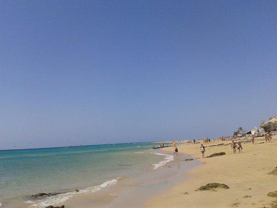Hotel R2 Pajara Beach : Campeonato de Windsurf y de Katesurf - Playas de Jandía