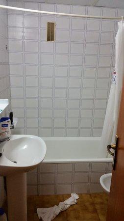 BH Mallorca: salle de bain