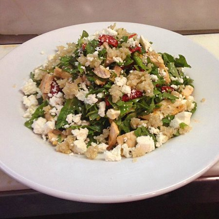 Tavern on Main: Mediterranean Quinoa Salad