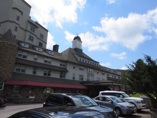 Pocono Manor Resort & Spa : Main building