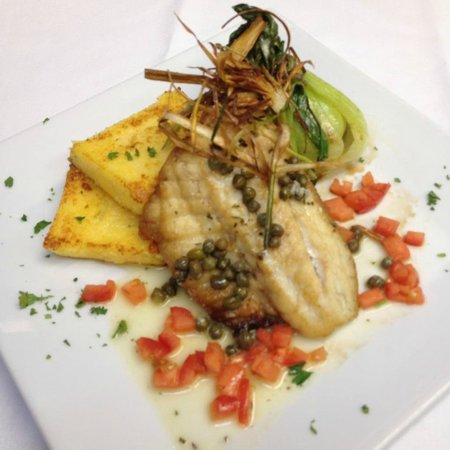Tavern on Main: Wild Striped Bass