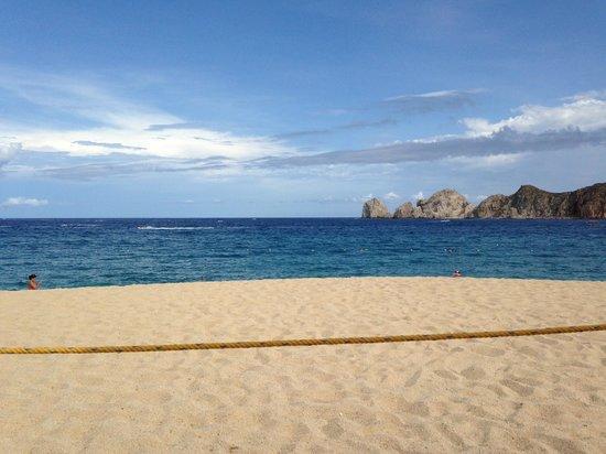 Pueblo Bonito Los Cabos: beach view